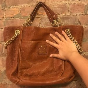 Juicy Couture Tan Purse